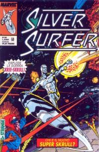 Silver Surfer n. 25 ...
