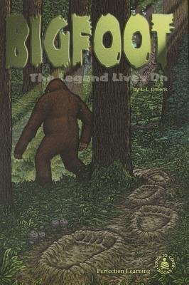 Bigfoot Legend Lives