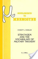 Stratagem and the Vocabulary of Military Trickery