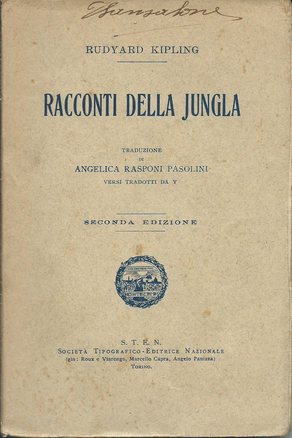 Racconti della jungla