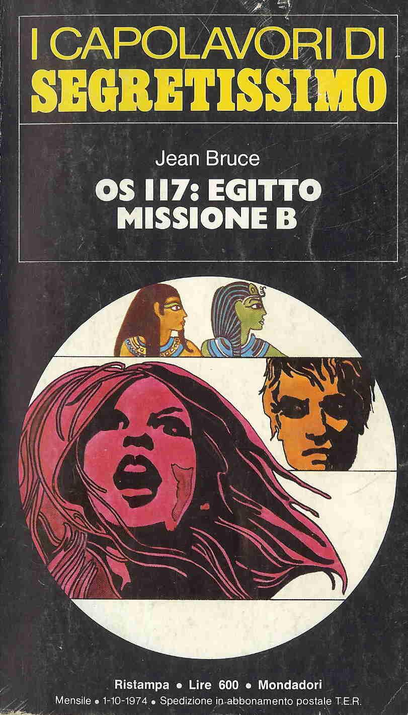 OS 117: Egitto missione B
