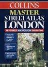 Master Street Atlas London