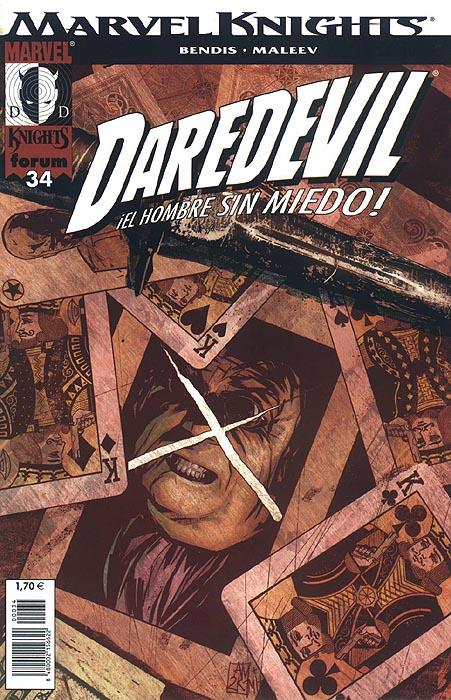 Marvel Knights: Daredevil Vol.1 #34 (de 56)