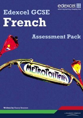 Edexcel GCSE French Assessment CD (Higher and Foundation)