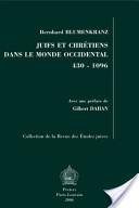 Juifs et chrétiens dans le monde occidental, 430-1096
