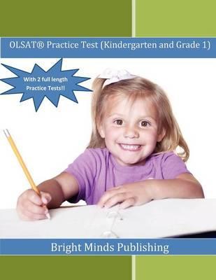Olsat Practice Test for Kindergarten and Grade 1