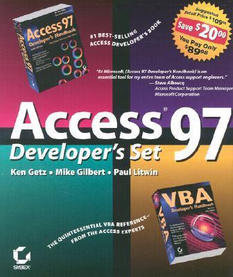 Access 97 Developer's Set
