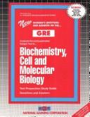 GRE Biochemistry, Ce...
