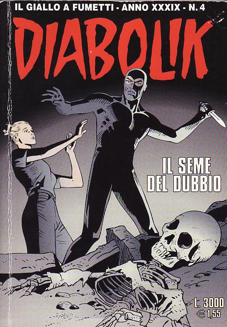 Diabolik Anno XXXIX n.4