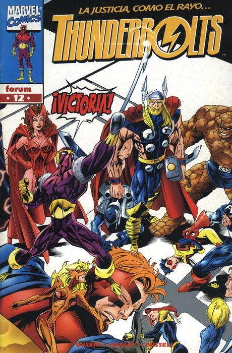 Thunderbolts Vol.1 #12 (de 40)