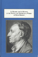 Le Bizarre and Le Décousu in the Novels and Theoretical Works of Denis Diderot