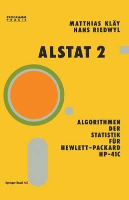 Alstat 2 Algorithmen...