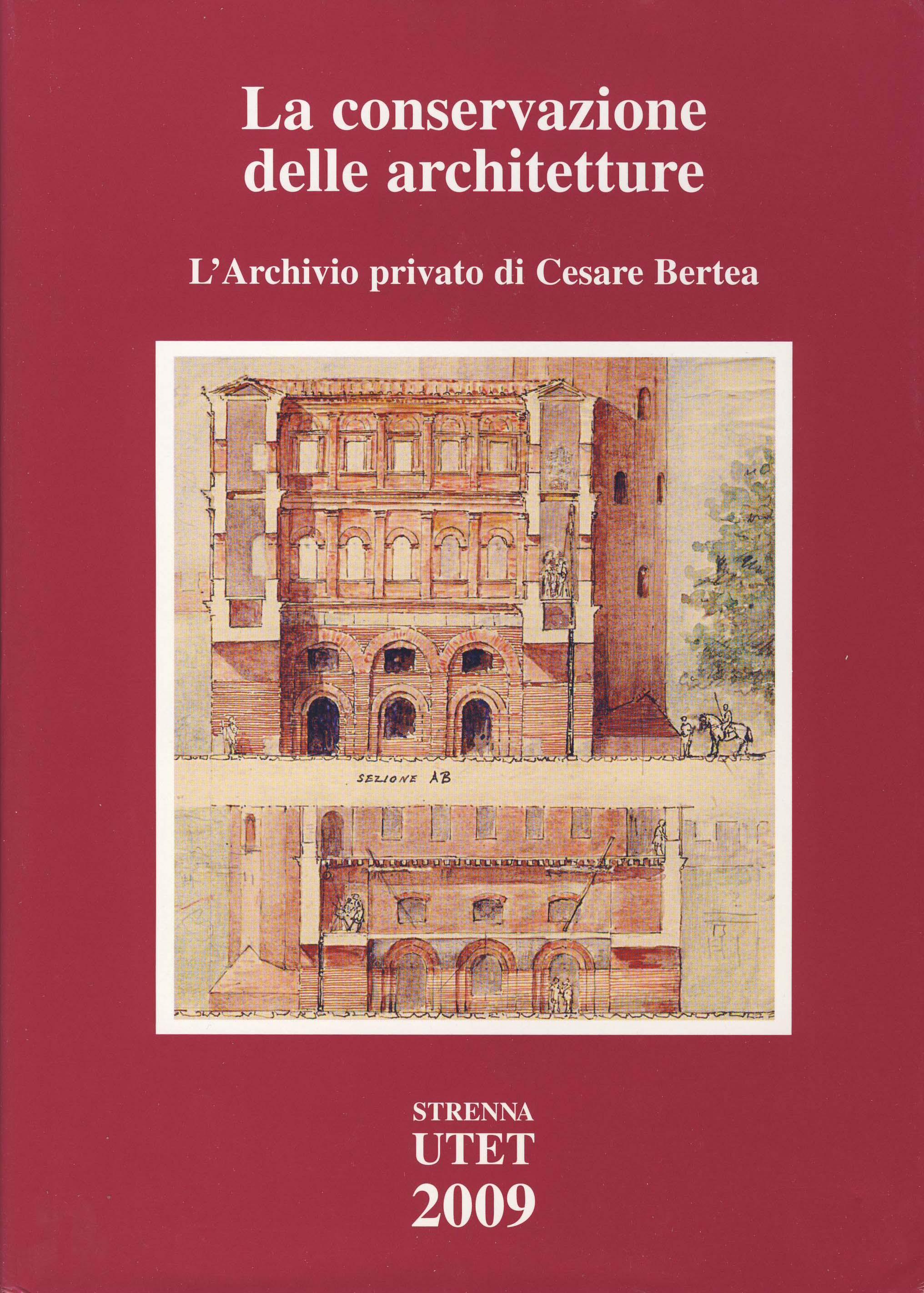 La conservazione delle architetture
