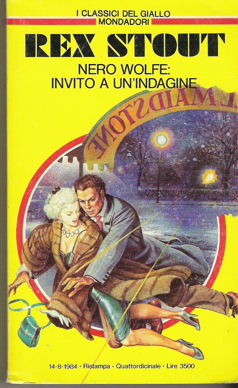Nero Wolfe: invito a...