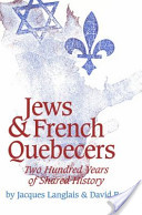 Jew and French Quebecers