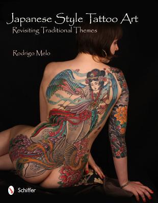 Japanese Style Tattoo Art