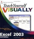 Teach Yourself VISUALLY Excel 2003