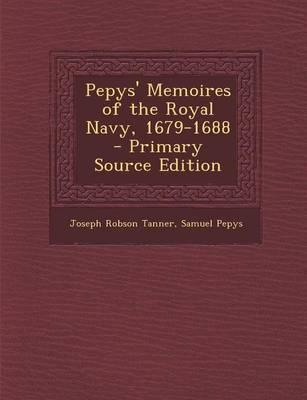 Pepys' Memoires of t...