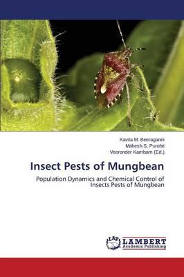 Insect Pests of Mungbean