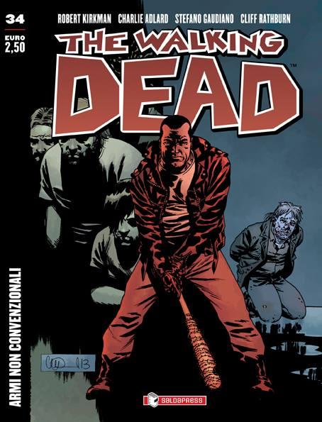 The Walking Dead n. 34