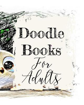 Doodle Books for Adults