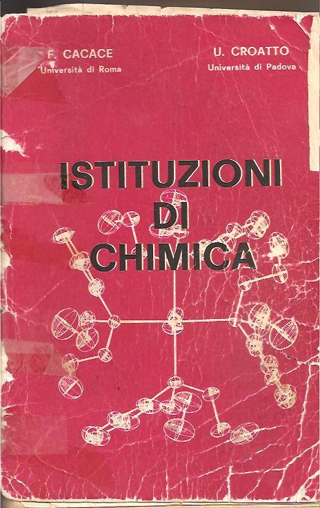 Istituzioni di Chimica