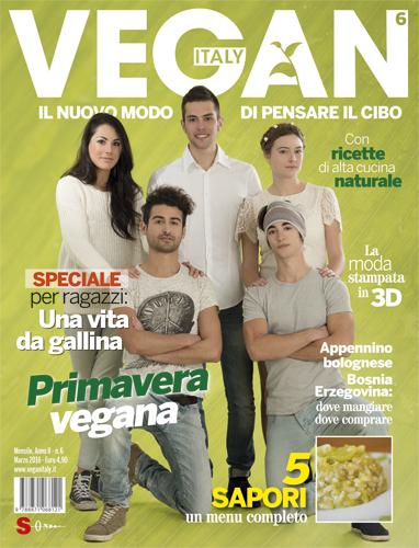 Vegan Italy n.6