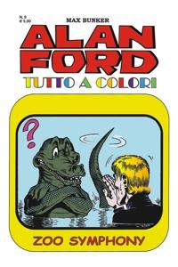 Alan Ford tutto a colori n. 9