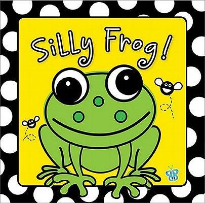 Silly Frog Bath Book