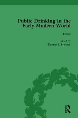 Public Drinking in the Early Modern World Vol 1