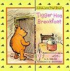 Tigger Has Breakfast Mini Slide-and-Peek