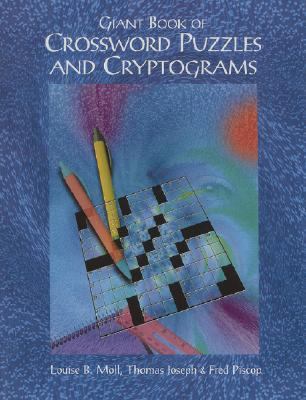 Giant Book of CROSSWORD PUZZLES & CRYPTOGRAMS