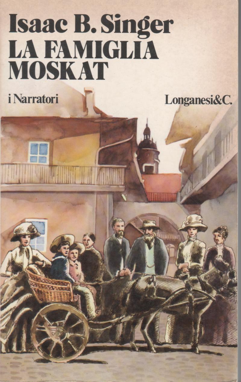 La famiglia Moskat