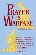 Prayer is Warfare
