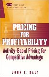 Pricing for Profitability