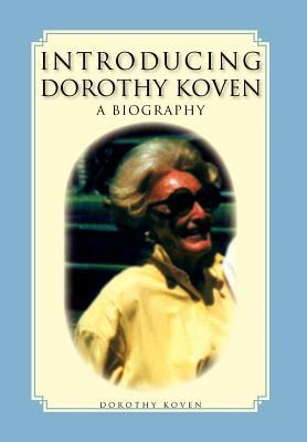 Introducing Dorothy Koven