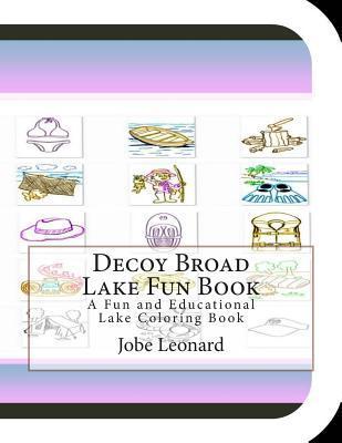 Decoy Broad Lake Fun Book Coloring Book
