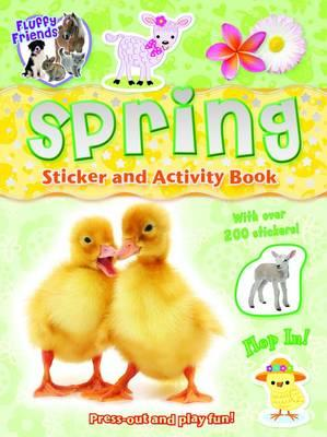 Spring Sticker Activity (Fluffy Friends)