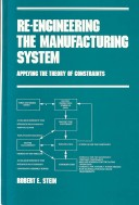 Re-Engineering the Manufacturing System