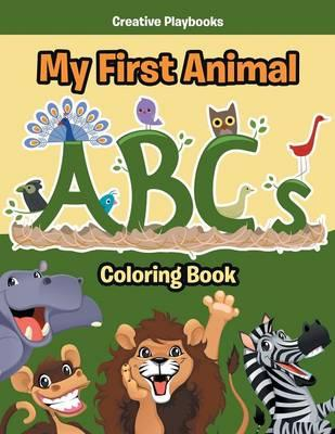 My First Animal ABCs Coloring Book