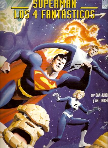 Superman / Los 4 Fan...