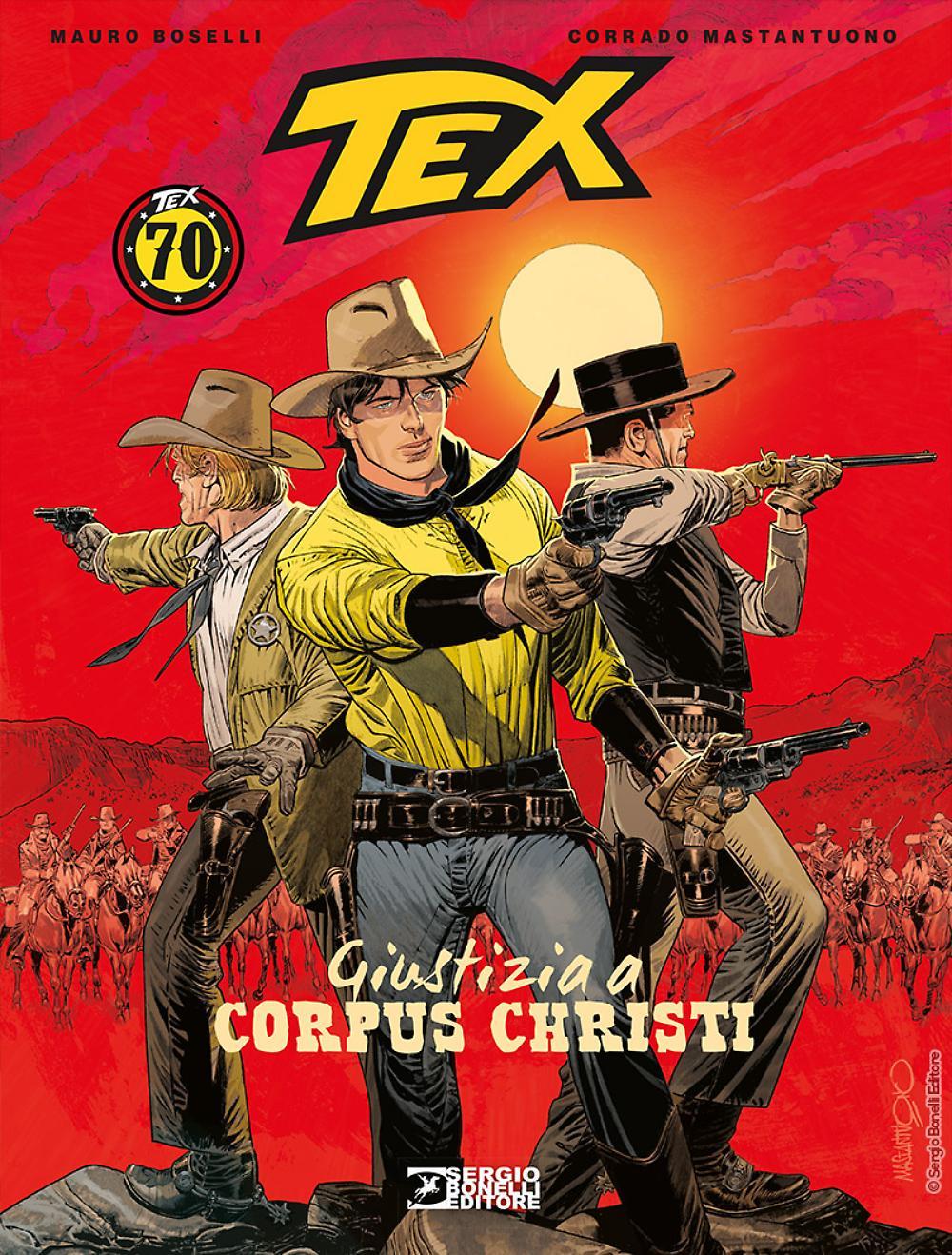 Tex: Giustizia a Corpus Christi