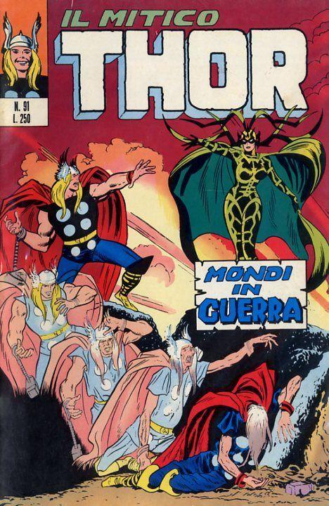 Il Mitico Thor n. 91