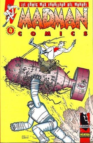 Madman comics #4 (de...