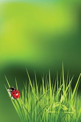Ladybug Grass Notebo...