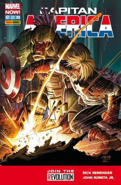 Capitan America #3 M...