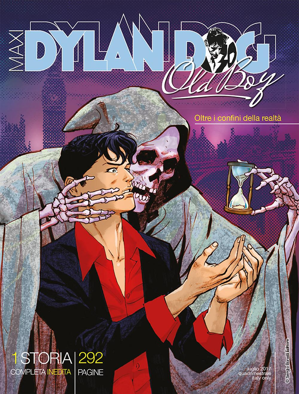 Maxi Dylan Dog n. 30