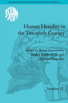 Human Heredity in the Twentieth Century