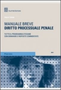 Diritto processuale penale