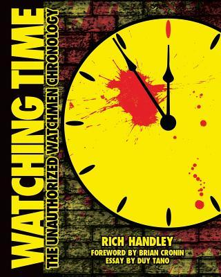 WATCHING TIME UNAUTHORIZED WATCHMEN CHRONOLOGY